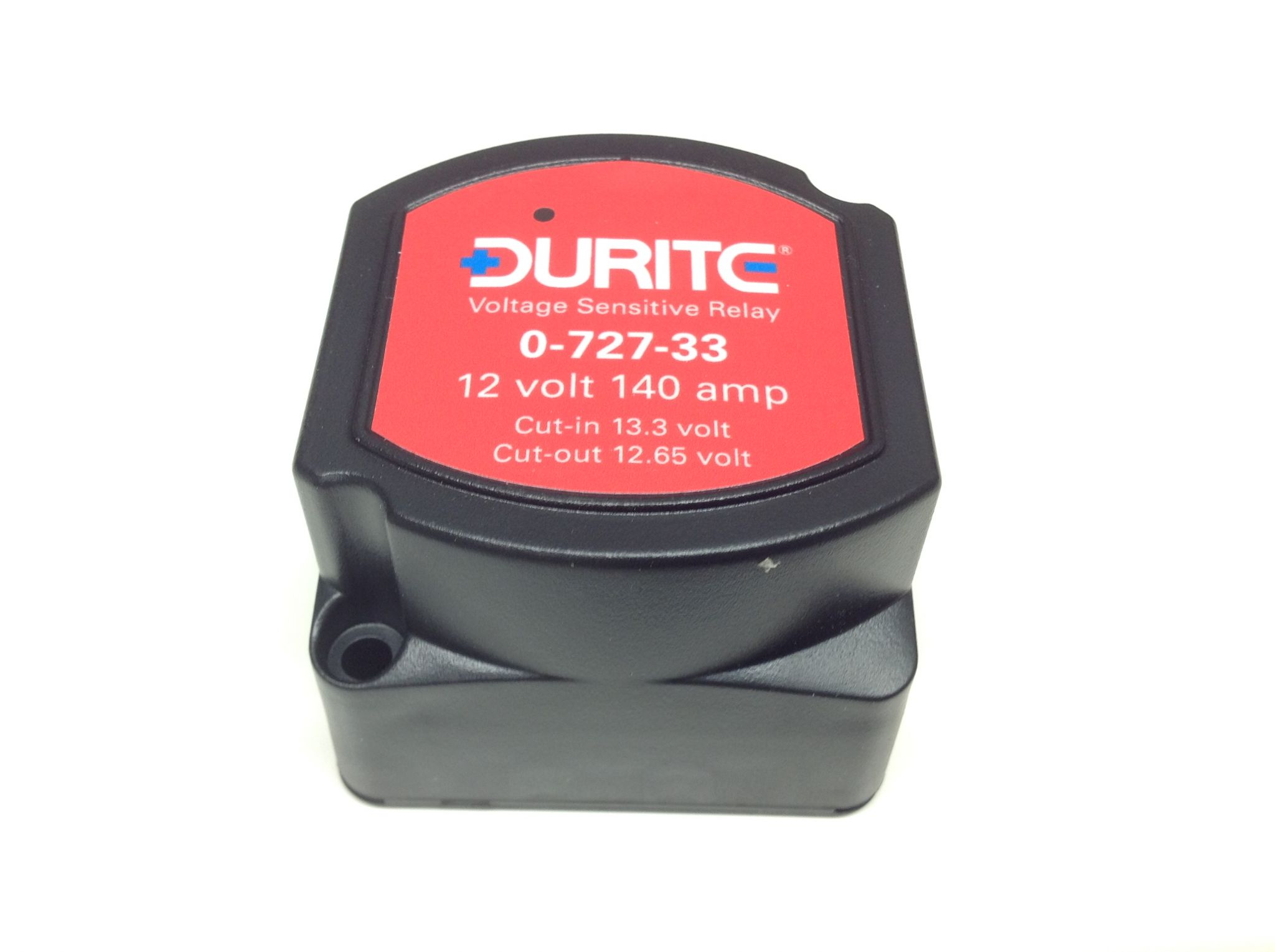 12v 140amp Durite Voltage Sensitive Relay 0